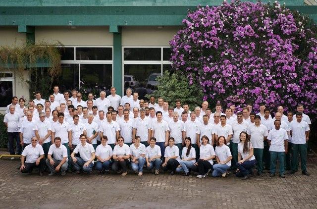 Equipe 2014flores