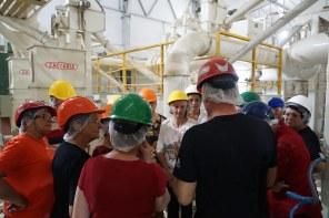 Visita Associação das Trabalhadoras Rurais de Agudo